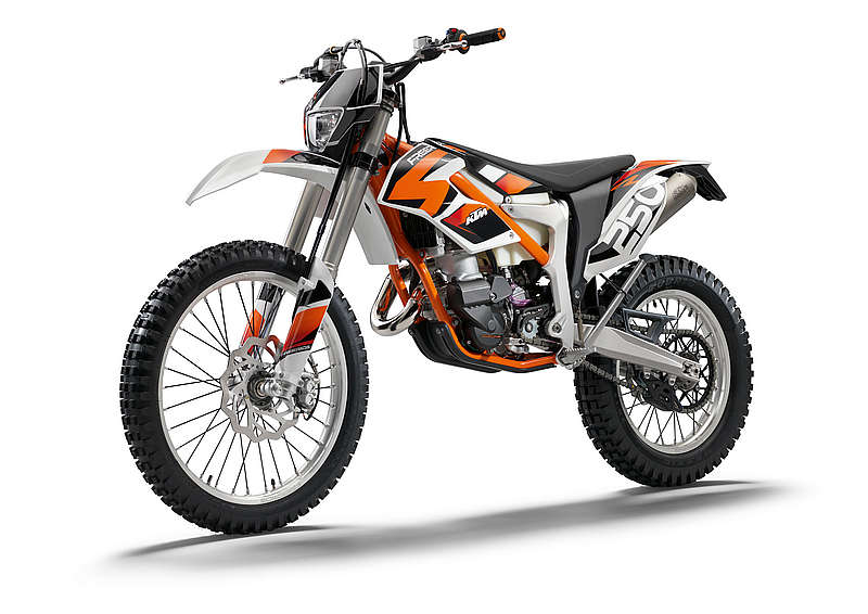 KTM Freeride 250 Competition