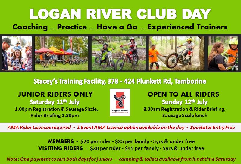 Event Logo for Logan River Club - Junior Development