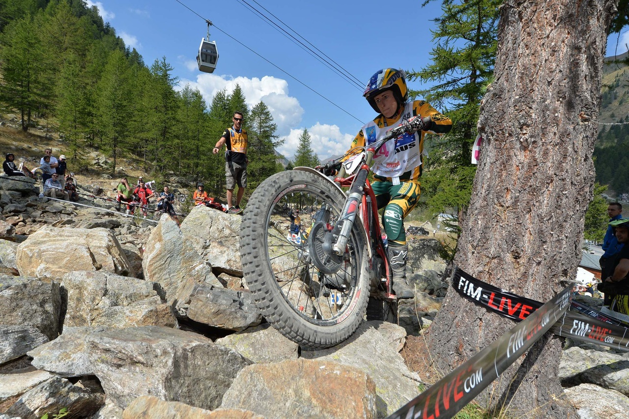 Womens Trial des Nations - Great Britain make it four