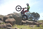 Photo from 2013 Australian Mototrials Championships