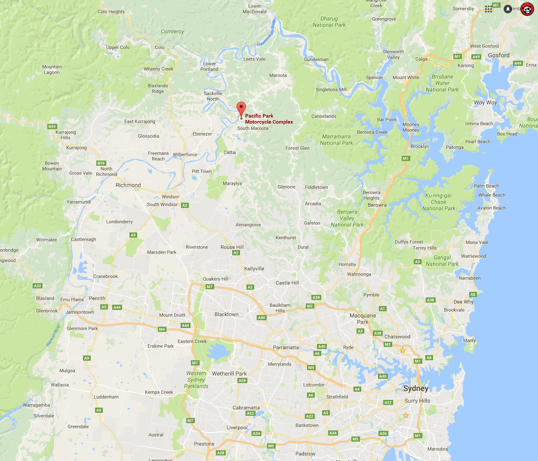 Maroota Australia  city photos : NSW Pacific Park, South Maroota | Trials Australia