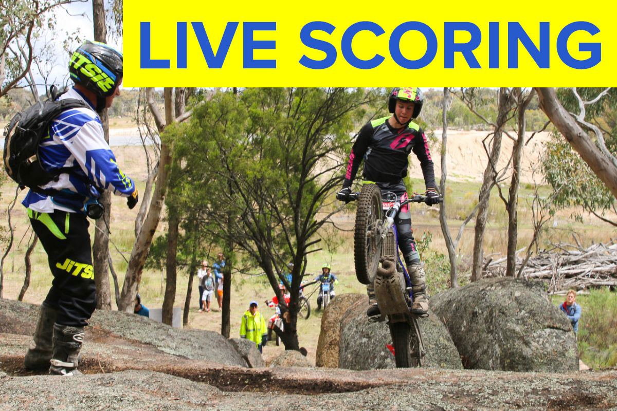 Live Scoring from 2017 Aussie Titles