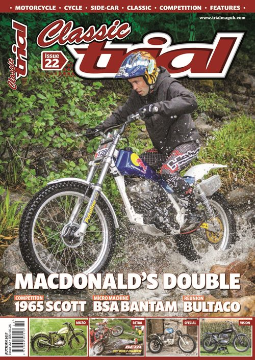 Classic Trial Magazine #22 - OUT NOW!