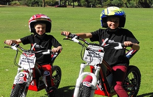 Young riders fundraising for Kapinara School