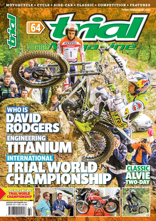 Trial Magazine #64 OUT NOW!