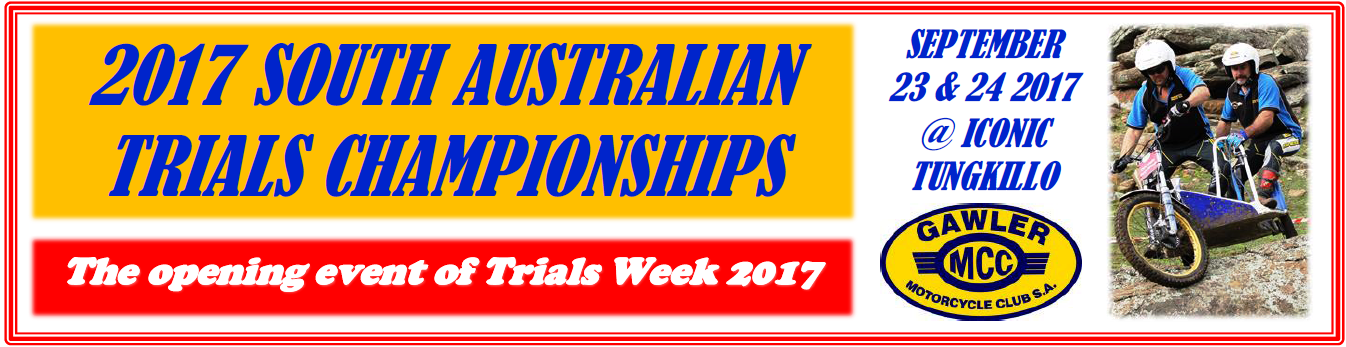 Aussie Titles update - Entries closing soon