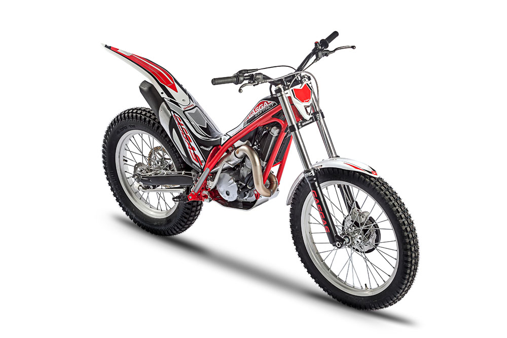 2017 Gas Gas CONTACT 250cc - AVAILABLE NOW.