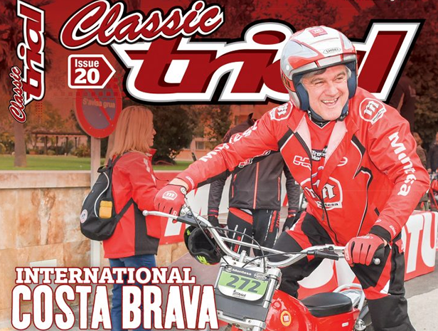 Classic Trial magazine 20 - OUT NOW!