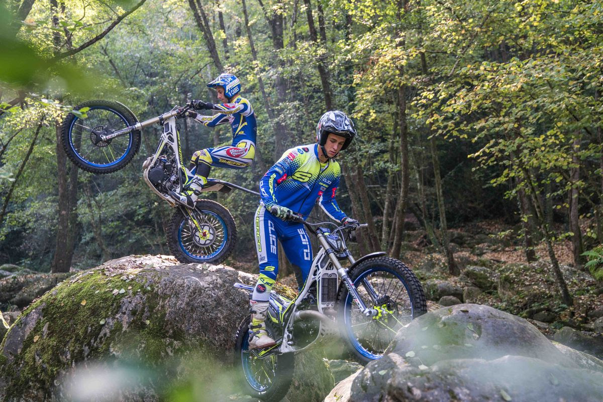 2018 Sherco Factory Trial NEW Range