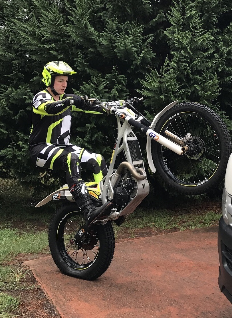 Ready for X-Trial 2017