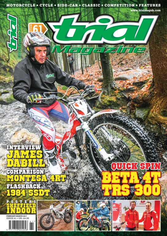 Trial Magazine #61 OUT NOW!