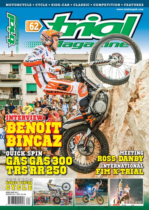 Trial Magazine #62 OUT NOW!