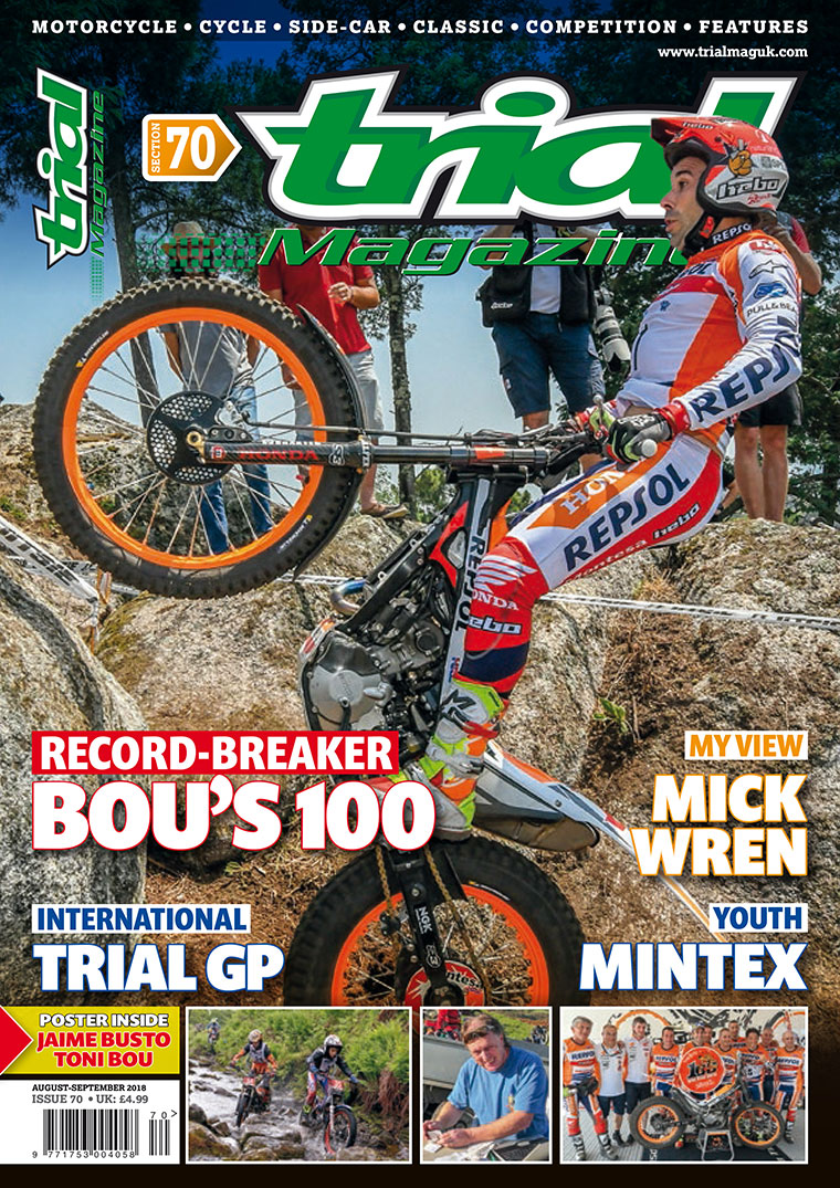 Trial Magazine #70 OUT NOW