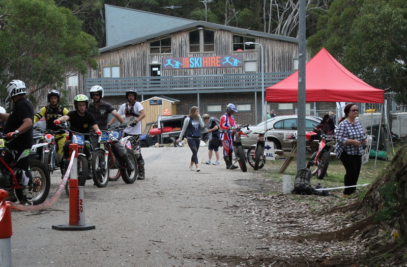 Mt BawBaw Alpine Resort Trial - 11th Feb