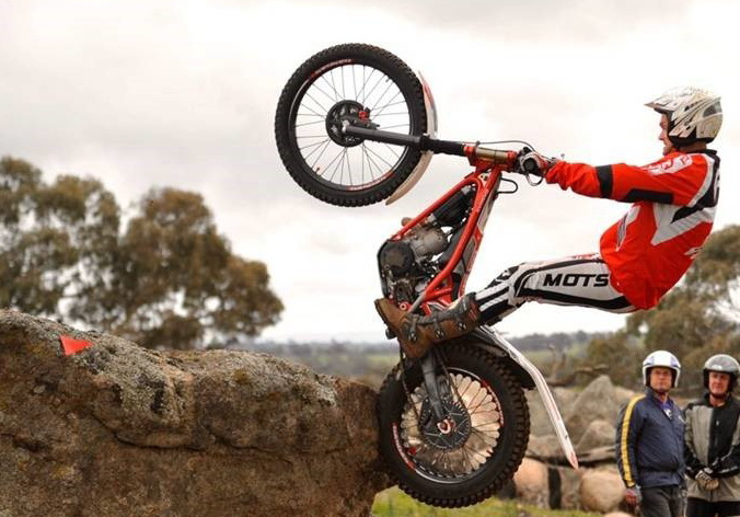 Trials Club of Victoria Practice day this Sunday