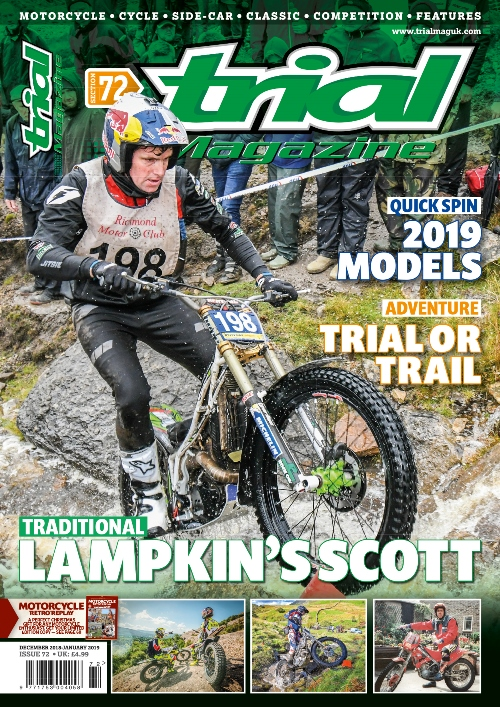 Trial Magazine #72 - OUT NOW.