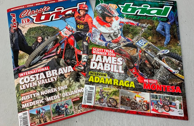 Trial Magazine 78 and Classic 31 OUT NOW!