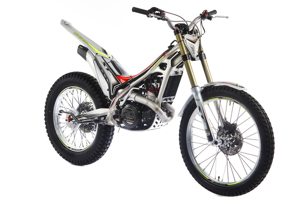 SHERCO I 20TH ANNIVERSARY LIMITED EDITION