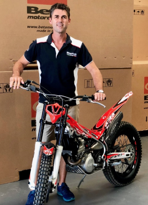 Beta EVO MY 2019 arrive in Australia