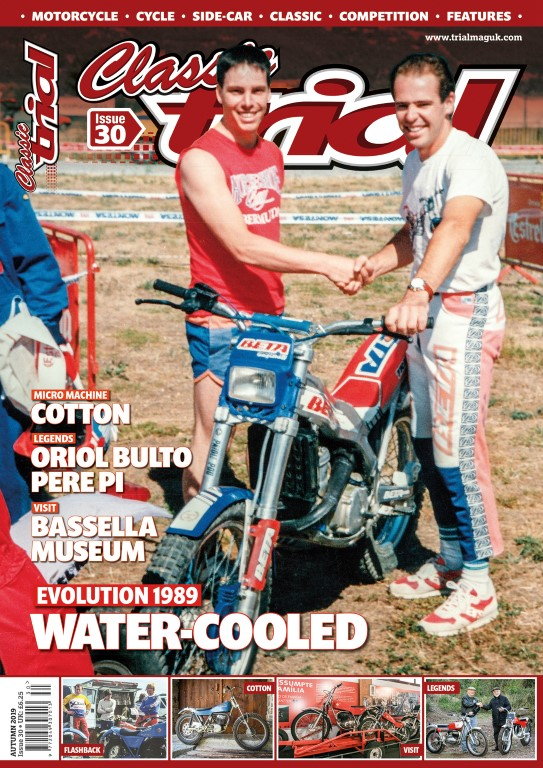 Classic Trial Magazine #30 OUT NOW.