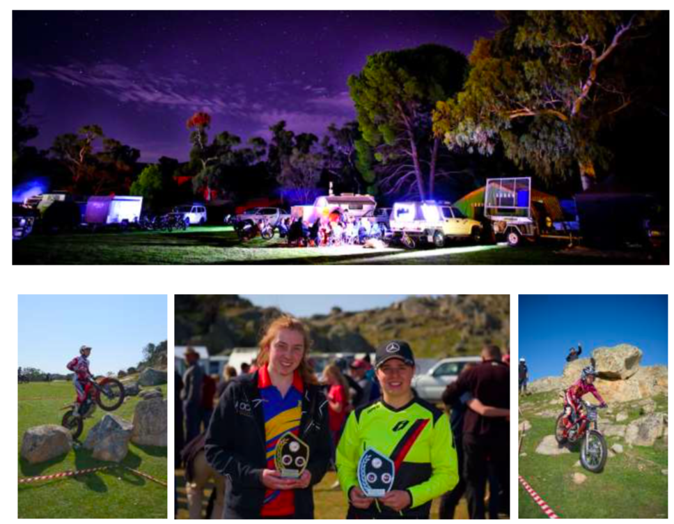 TRIALSPORT & GLOBAL RACING OIL 2019 SA TRIAL CHAMPIONSHIPS; 3 WEEKS TO GO & COUNTING!