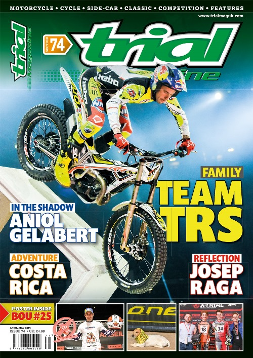 Trial Magazine #74 - OUT NOW.