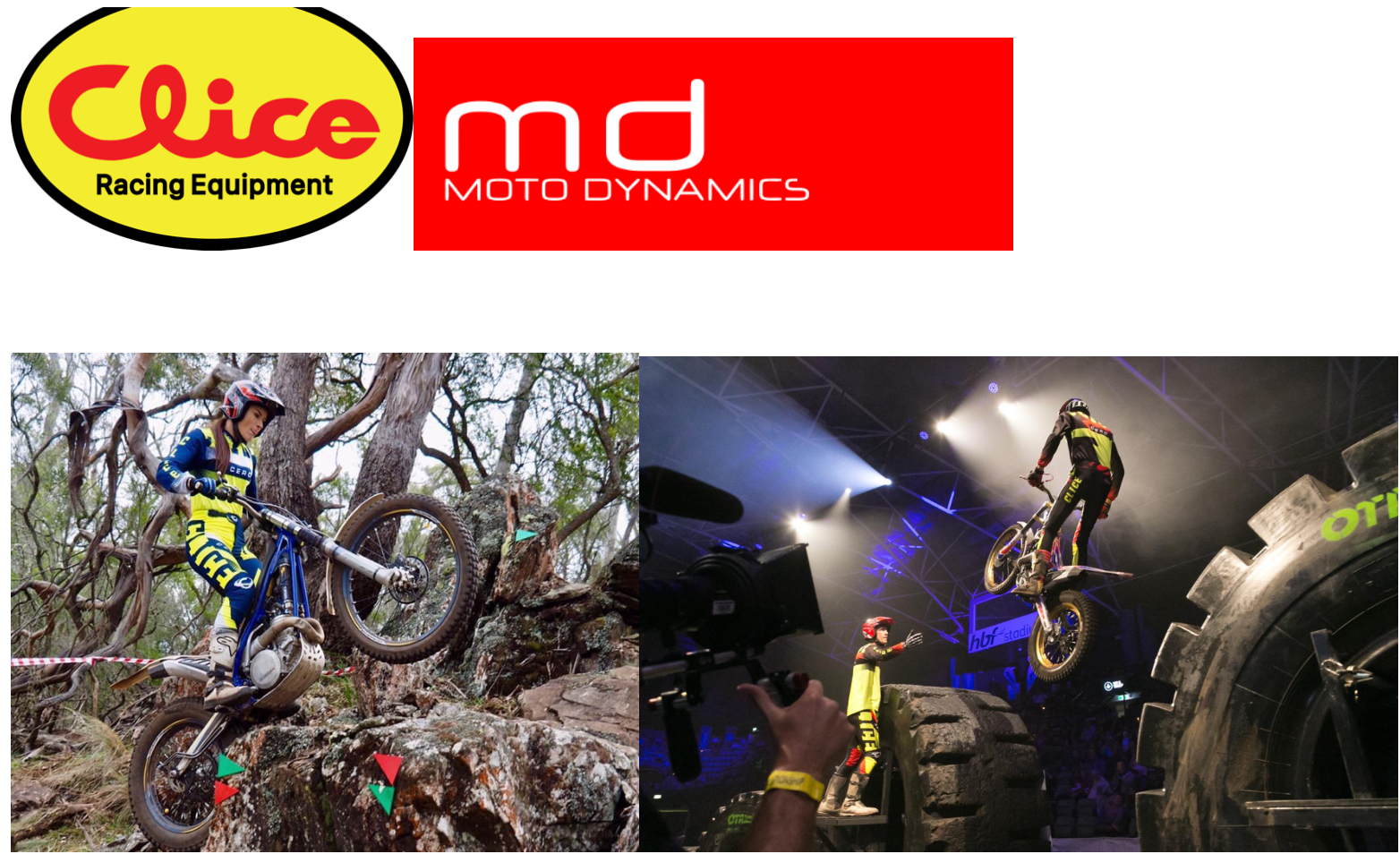 Moto Dynamics Pty Ltd becomes the Australian Clice Importers
