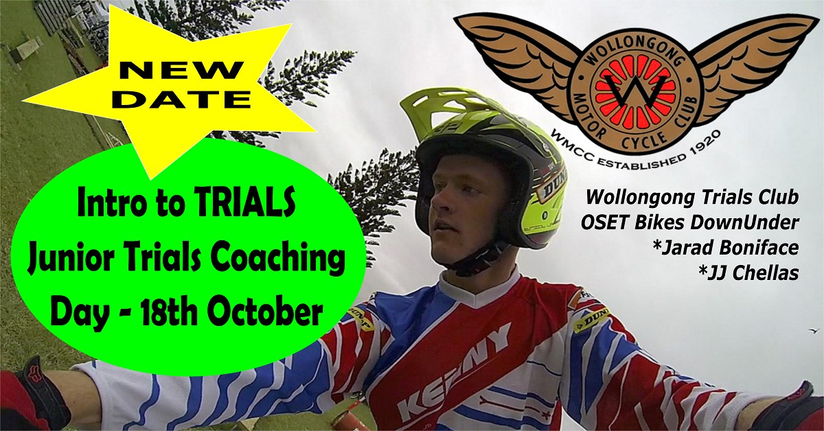 OSET Wollongong Trials Intro + Junior Coaching Day - 18th October 2020 - Mt Kembla