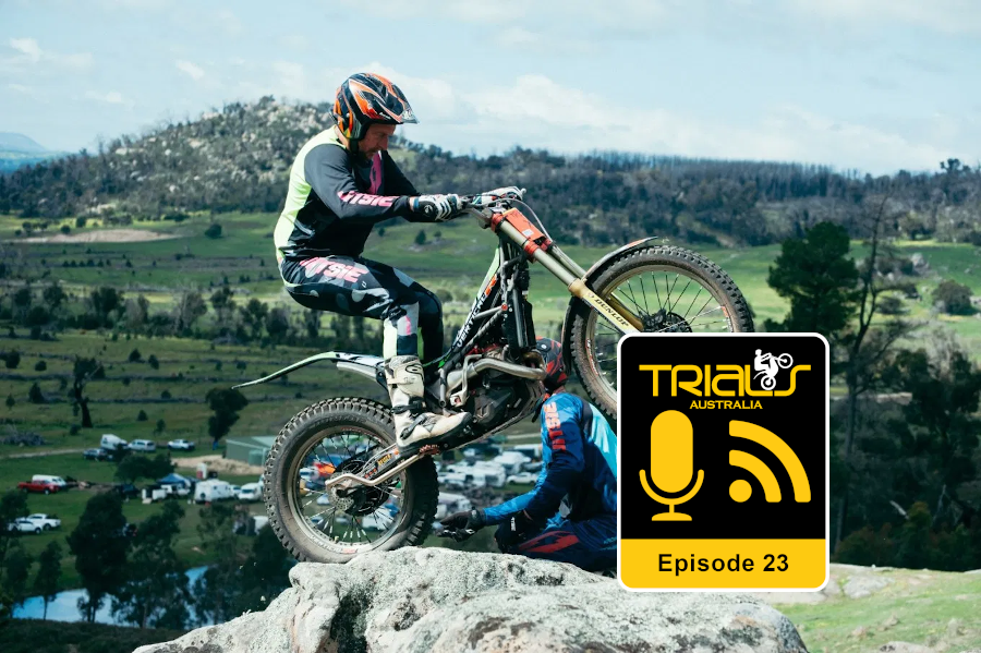 Ep 23: Trevor Campbell and the never ending (trials) story