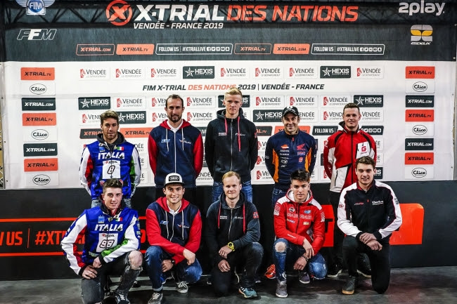 New date for the 2020 FIM X-Trial of Nations