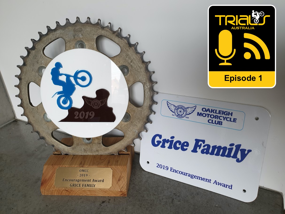 We have a podcast! Ep 1: The Grice Family