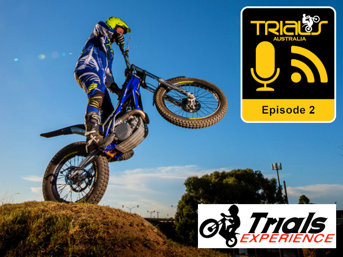 Ep 2: Paul Bray from Trials Experience