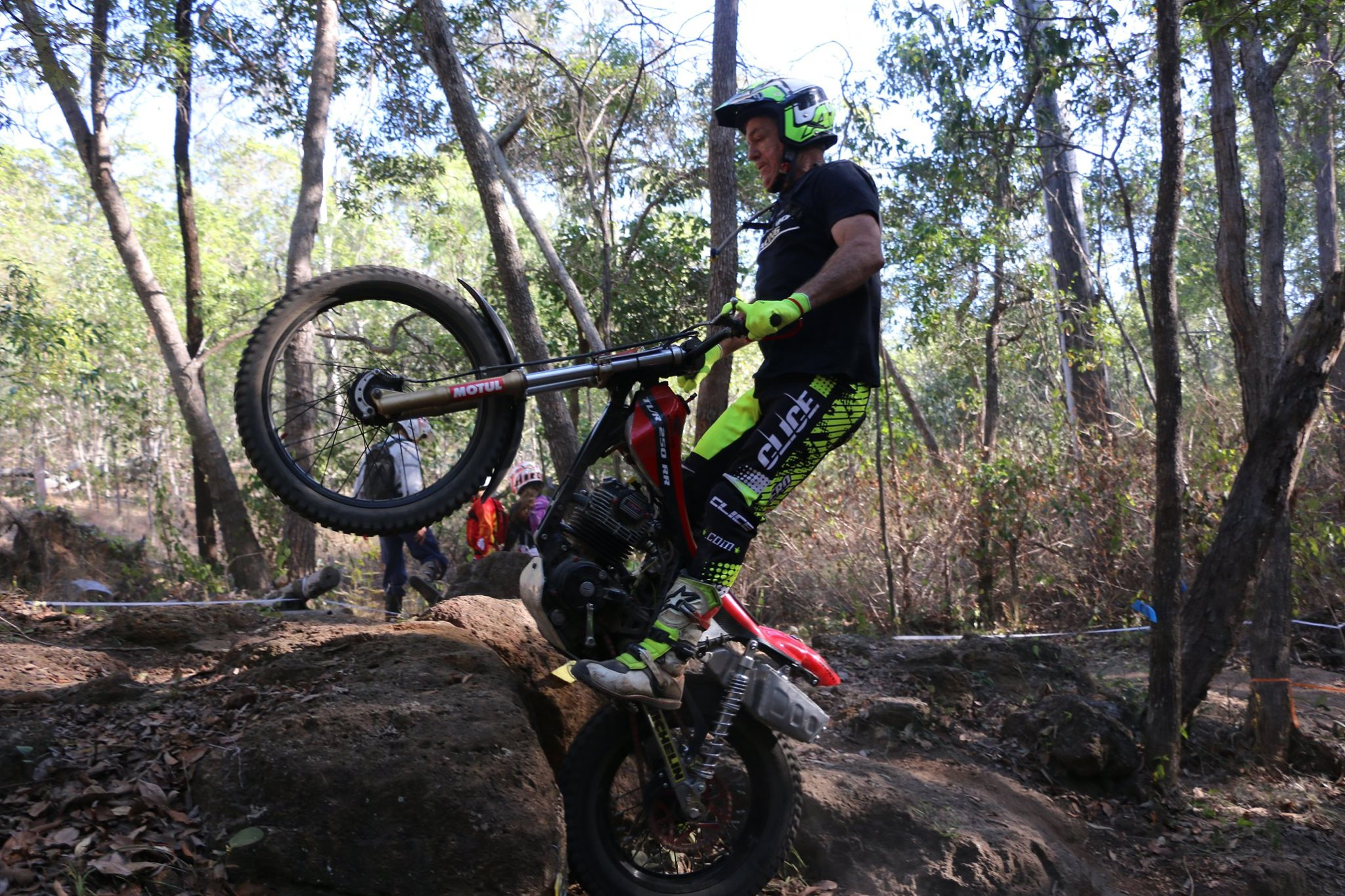 2020 AMA QLD Twin-Shock, Classic and Air Cooled Mono Trials Championship