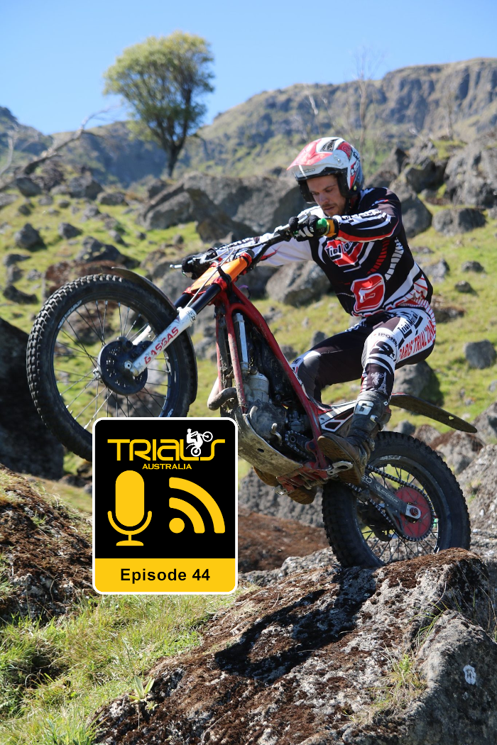 Ep 44: Jules Huguenin - French junior trials team to NZ trials schools