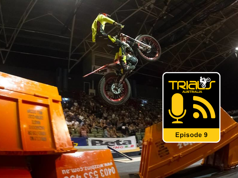 Ep 9: Neil Price the driving force behind X Trial Australia