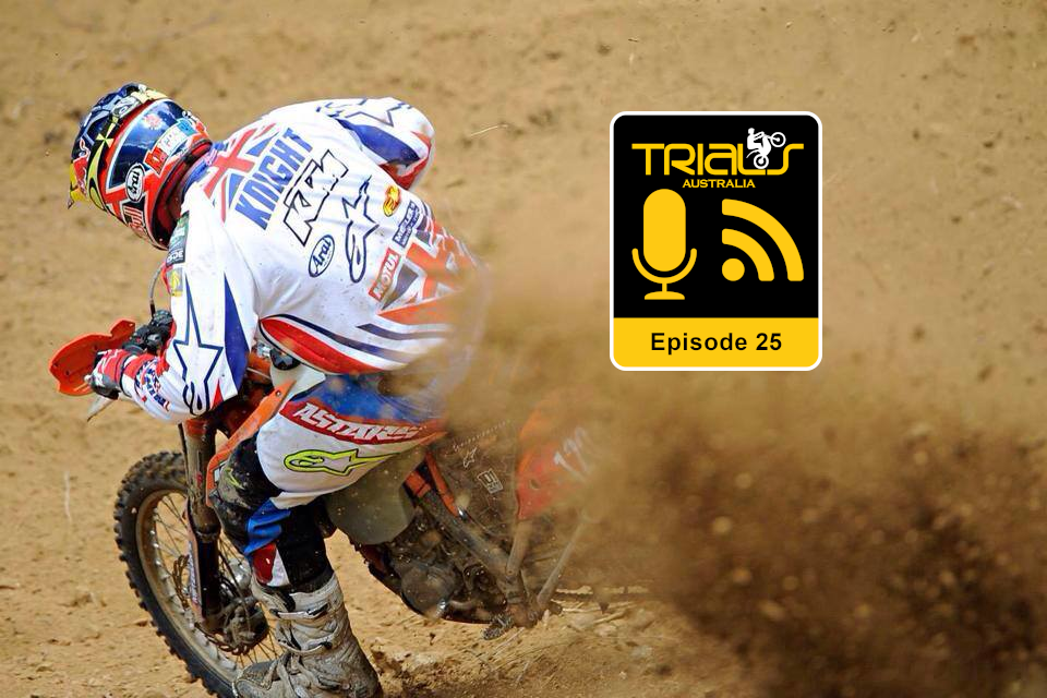 Ep 25:  David Knight (MBE): The trials years - Part 1 of 2
